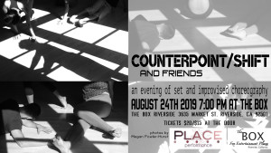 counterpoint shift flier